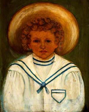 Portrait of a Boy in a Sailor's Suit