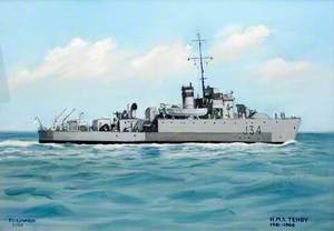 HMS 'Tenby' (1941–1946)