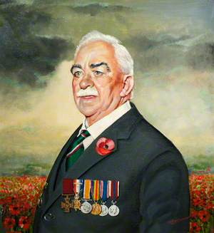 William Charles Fuller (1884–1974), VC, in His Last Years