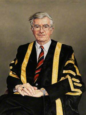 Eric Sunderland (1930–2010), President of the University of Wales Lampeter (1998–2002)