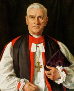 Alfred Edwin Morris (1894–1971), Bishop of Monmouth (1945–1967), Archbishop of Wales (1957–1967)