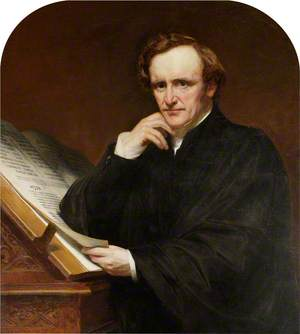 Rowland Williams (1817–1870), Vice-Principal of St David's College (1843–1850)
