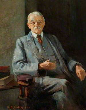 Hugh Walker (1855–1939), Professor of English at St David's College (1890–1939)