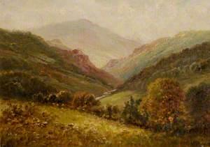 Moel Seabod, Lledr Valley