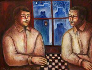 The Draughts Players
