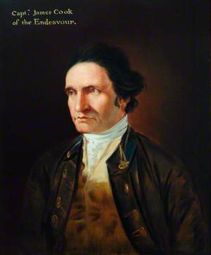 Captain James Cook (1728–1779)