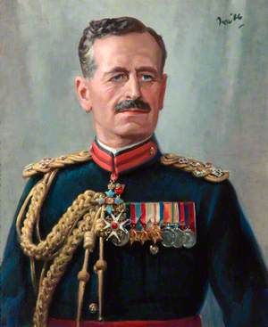 Brigadier George W. Eden, CBE (1903-1986), Colonel of the Regiment (1959–1965)