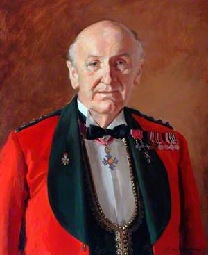 Colonel the Most Honourable the Marquess of Normanby, CBE, Honorary Colonel Commandant (1970–1982)