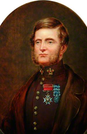 Lieutenant Colonel Thomas Unett, CB