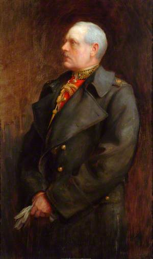 Lieutenant General Sir William Edmund Franklyn, KCB, Colonel of the Regiment (1906–1914)
