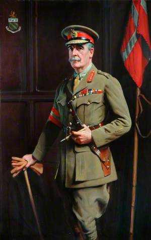 General Sir Edward Stanislaus Bulfin, KCB, CVO, LLD, Colonel of the Regiment (1914–1939)