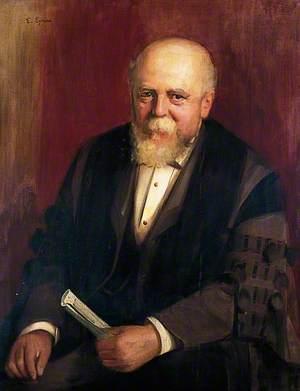Mr W. H. Wyles, First Town Clerk of Harrogate