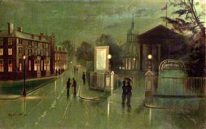 Night Scene, Royal Spa
