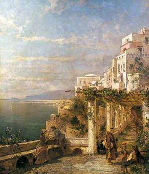 Amalfi, Golfe de Salerne