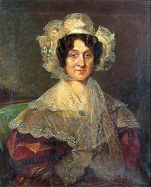 Ann Powell, Wife of Samuel Powell