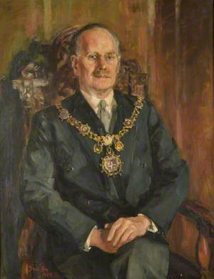 Jack Simpson, Alderman of Harrogate