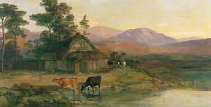 Glen Clunie, Braemar, Aberdeen