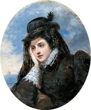 L'adieu de Marie Stuart