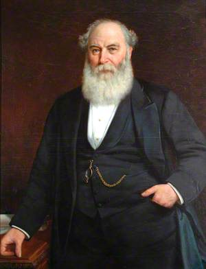 Alderman Joseph Hammond