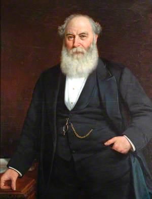 Alderman Joseph Hammond