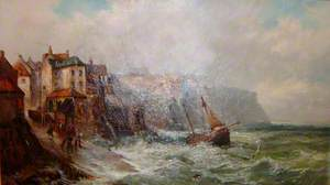Robin Hood's Bay with Slipway