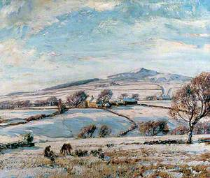 Winter, Beamsley Beacon