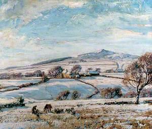 Winter, Beamsley Beacon