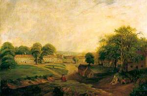Early View of Low Harrogate