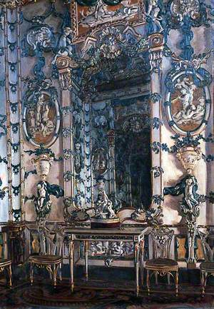 The Porcelain Room, Royal Palace, Madrid