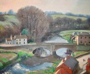 Low Bridge, Knaresborough and Mother Shipton's Inn