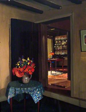 A Cottage Interior