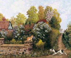 Crag Lane, Knaresborough