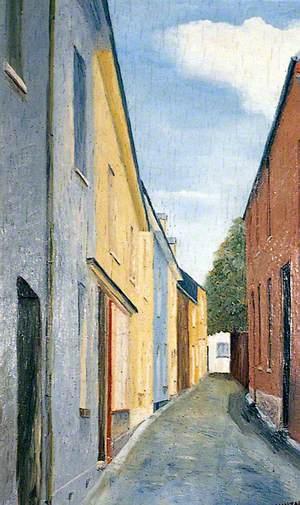 Back Lane, Teignmouth, Devon