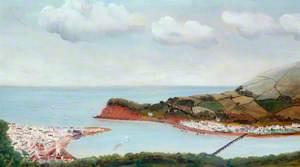 Overlooking Teignmouth, Devon