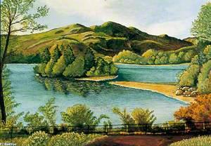 Ben Venue and Loch Ackray