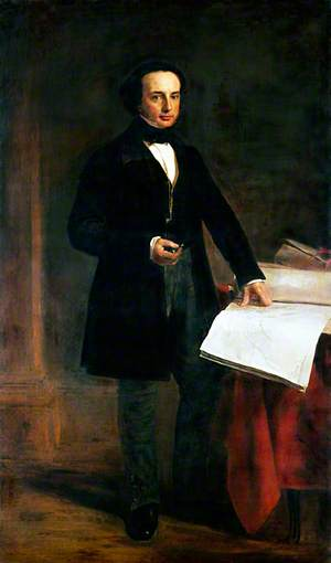 Isambard Kingdom Brunel (1806–1859)