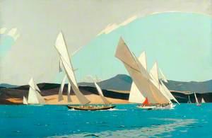 Yachting Scene