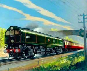 'Leader' Class Locomotive No. 36001