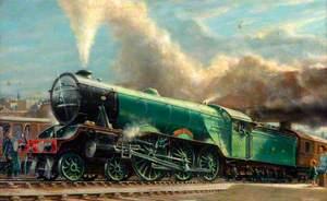 Great Northern Railway 4–6–2 Locomotive No. 1470 'The Great Northern'