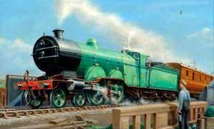 Great Northern Railway 4–4–2 Locomotive No. 251