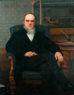 J. Ramsbottom, London and North Western Railway