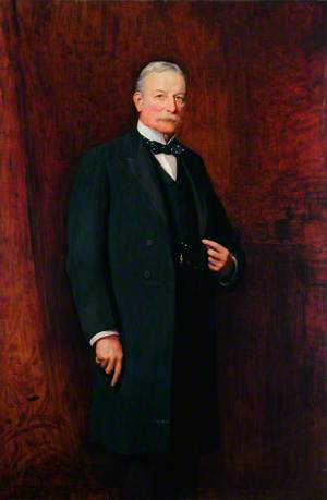 Sir Ernest Paget, Chairman, Midland Railway