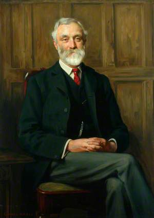 Ralph Brocklebank, Director, London and North Western Railway