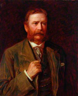 Lord Auckland, Director and Deputy Chairman, Manchester, Sheffield and Lincolnshire Railway