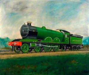 North Eastern Railway 4–4–2 Locomotive