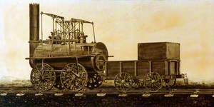 Stockton and Darlington Railway Locomotive No. 1, 'Locomotion'