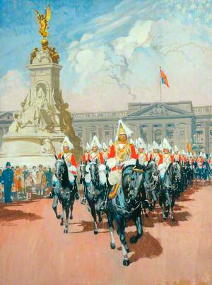 Visit London in Coronation Year, 1953