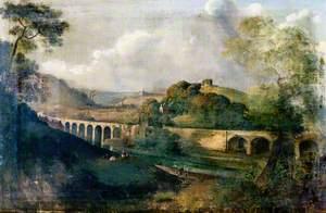 Helmshore Viaduct, Lancashire