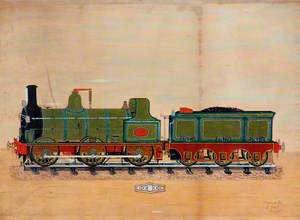 North Eastern Railway 0–6–0 Goods Engine No. 339