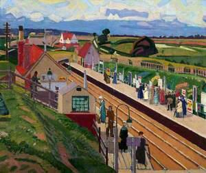 Letchworth Station